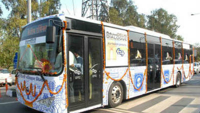 Delhi to get electric buses