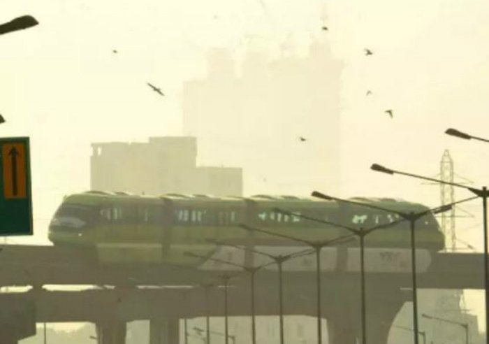 mumbai air quality