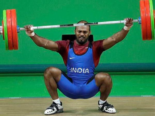satish kumar in cwg 2018