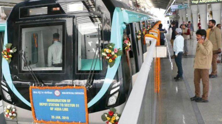 New metro line approved for Noida-Greater Noida